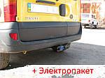 Фаркоп - Renault Kangoo Фургон (1997-2008) кроме maxi