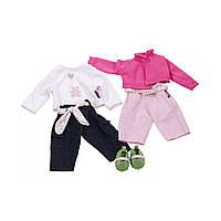 Аксессуары для кукол Gotz набор повседневной одежды 3402734 ТМ: Gotz