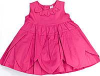 Платье для девочки Flora Ярко-Розовое