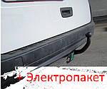 Фаркоп - Renault Kangoo Фургон (2008--)