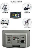 Комплект УЦИ DELOS для токарного станка на 3 оси РМЦ 710 мм, фото 1