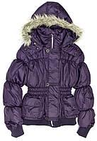 Куртка Delikatny Dotyk Фиолетовая