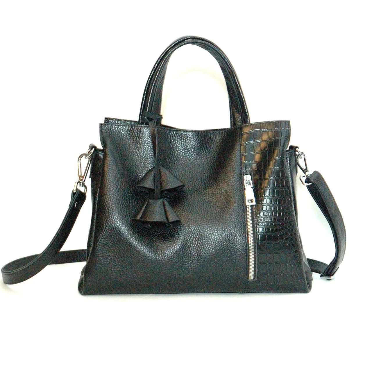 Женская кожаная сумка (натуральная кожа) — купить недорого в ... 60cef27e78e