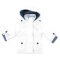 Куртка Kocham Wakacje Белая (осенне-весенняя)