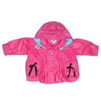 Куртка Magiczne Sowy 2 Розовая (осенне-весенняя)