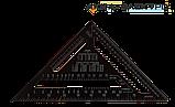 Косинець універсальний алюмінієвий 304х304х428мм S-LINE (15-531), фото 3