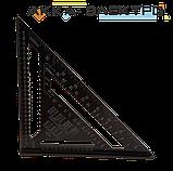 Косинець універсальний алюмінієвий 304х304х428мм S-LINE (15-531), фото 2