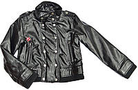 Куртка Londynski Szyk Чёрная (осенне-весенняя)