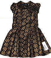 Платье для девочки-подростка Margaret Коричневое