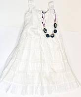 Платье для девочки-подростка Lilly Белое
