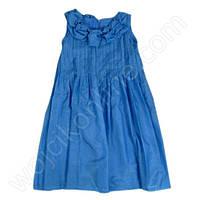 Платье для девочки-подростка Sandra Голубое