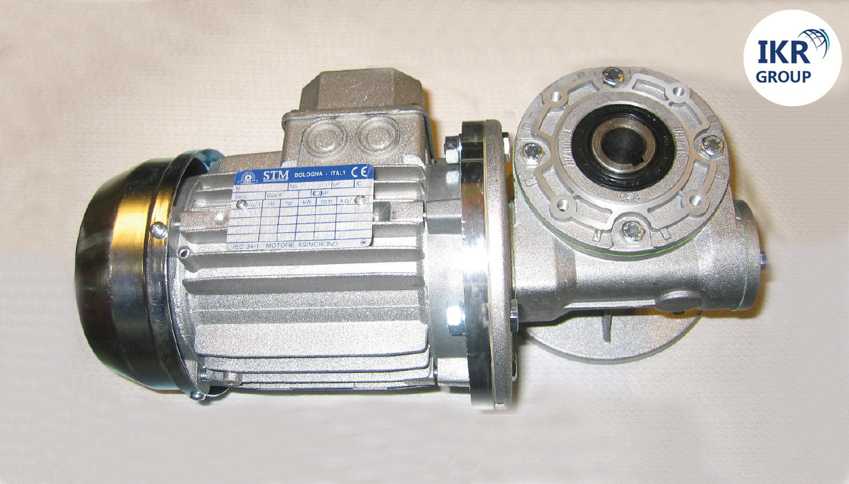 Мотор-редуктор SRM007 Frigomilk  (мешалка) для охладителя молока новый Frigomilk, FIC