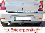 Фаркоп - Renault Logan Седан (2004-2012)