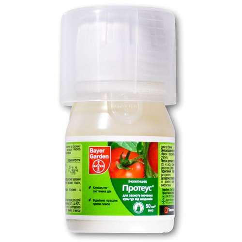 Инсектицид Протеус 50 мл Bayer Garden