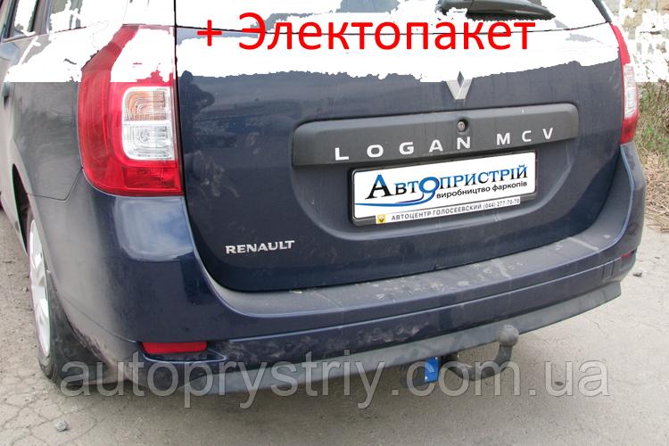 Фаркоп - Renault Logan MCV Универсал (2013--)