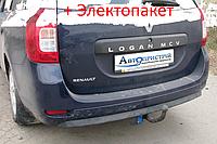 Фаркоп - Renault Logan MCV Универсал (2013--), фото 1
