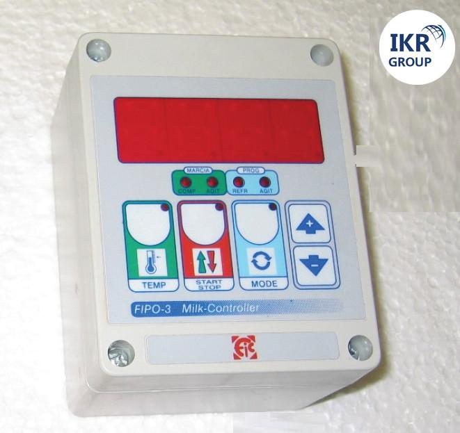 Пульт управління, контролер FIPO3 для охолоджувачів молока Frigomilk, FIC