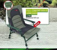 Комфортабельное кресло для рыбалки Full Comfort Boilie Armchai
