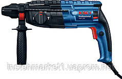 Перфоратор SDS-Plus Bosch GBH 2-24 DRE (790 Вт; 2,7 Дж)