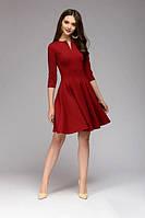 Клешное классическое платье  PR44, фото 1