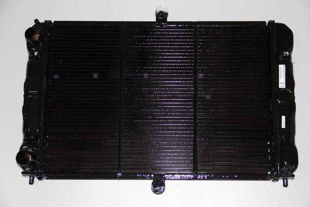 Радиатор вод. охлажд. ВАЗ 2108,-09,-099 (1 рядн.) (пр-во г.Оренбург), 2108.1301.010-02