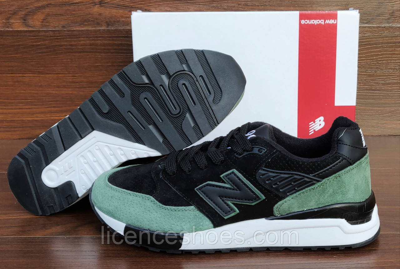 Мужские кроссовки New Balance 998 Khaki/Black