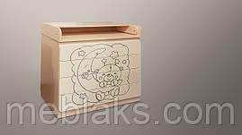 """Lion Комод """"Мишка"""" К-9 (915х470/800х970) для спальни лучшее Качество"""