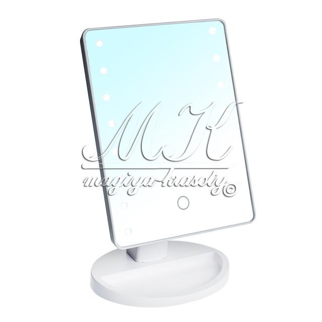 Зеркала косметические с led подсветкой