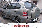 Фаркоп - Renault Scenic 1, RX4 Компактвэн (2000-2003)