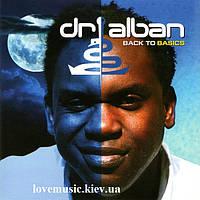 Музичний сд диск Dr. ALBAN Back to basics (2008) (audio cd)