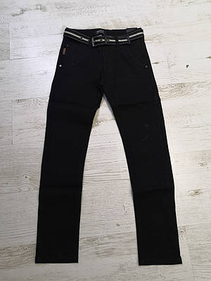 Котоновые брюки для мальчиков SEAGULL 134-164 р.р