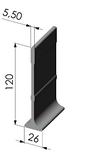Лаги (ригеля) стеклопластиковые (120), фото 3