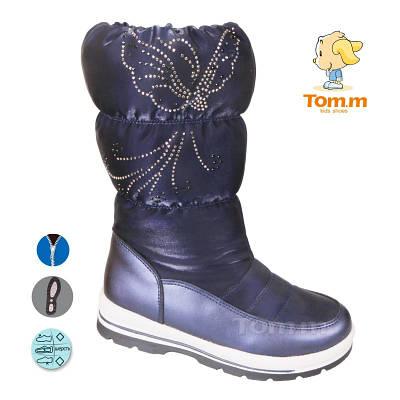Детские зимние сапоги для девочек Tom.m (размеры 33 - 38 )  продажа ... 0e82d90a52268