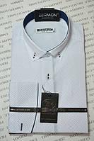 Приталенная рубашка ZERMON , фото 1