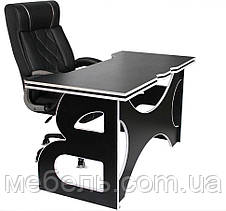 Комплект мебели Barsky Homework Game Black/White HG-06/BD-01/CUP-06, фото 2