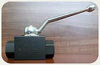 Кран блочный DN 12 G1/2 PN500