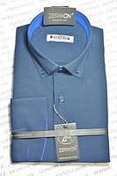 Приталенная рубашка ZERMON, фото 1