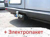 Фаркоп - Renault Trafic Микроавтобус (2002--)