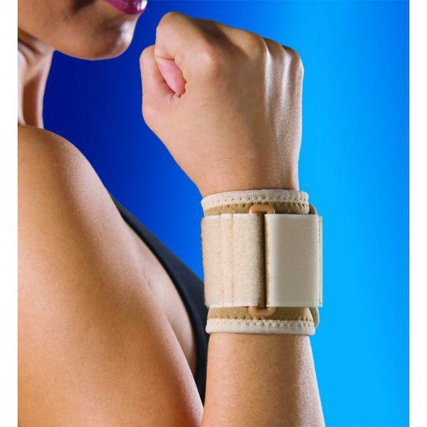 Бандаж, ортез на лучезапястный сустав из неопрена OSD-0050 Anatomic Help (фиксатор на запястье)