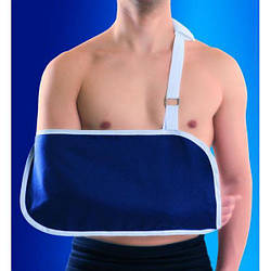 Бандаж на плечовий суглоб, на плече OSD-0321 (ортез, фіксатор для плеча, для плечового пояса)