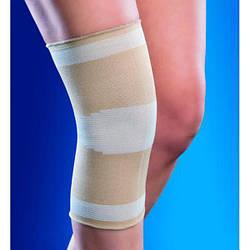 Наколінник, бандаж на коліно OSD-1501 (еластичний фіксатор, ортез на колінний суглоб)