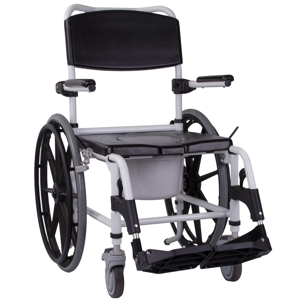 """Кресло-каталка для душа и туалета """"SWINGER"""" OSD-2004101"""