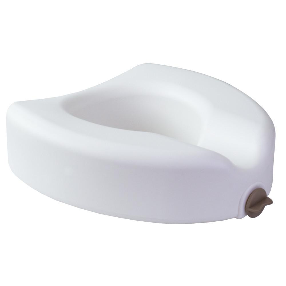 Высокое туалетное сиденье с фиксатором OSD-RPM-67032