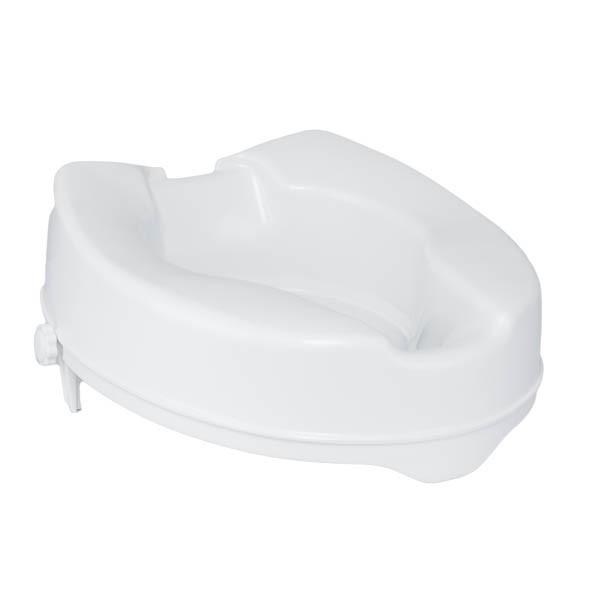 """Туалетное сиденье с фиксатором """"TESEO"""" (10 см) OSD-TESEO-10PP"""