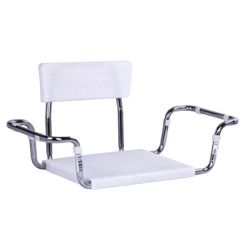 Сиденье для ванны со спинкой OSD-2301 (сиденье на ванну, в ванную)