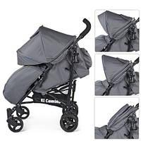 Прогулочная коляска-трость детская EL Camino rush ME 1013-11 746c892fbb353