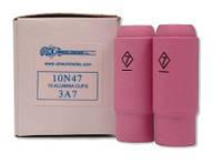 10N47 Gas nozzel (керамическое сопло на аргоновую горелку)