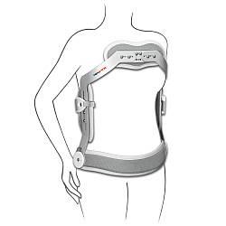 Рамковий гиперэкстензионный ортез OSD-BODY-BRACE