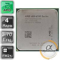 Процессор AMD A10-6700 (4×3.70GHz/4Mb/FM2+) БУ