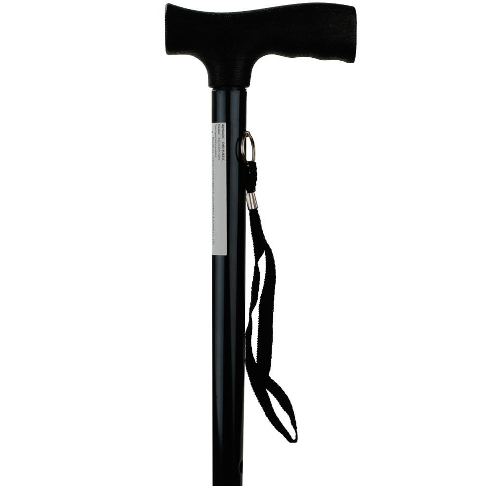 Трость, палочка для ходьбы Т-образная OSD-YU821C (тросточка опорная)